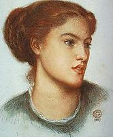 Ellen Smith, 1870-1872, rossetti
