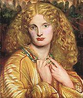 Helen of Troy, 1863, rossetti