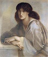 La Donna Della Finestra, rossetti