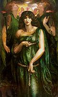 Syrian Astarte, 1875-1877, rossetti