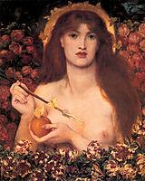 Venus Verticordia, 1864-1868, rossetti