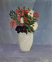 Bouquet of Flowers, 1910, rousseau