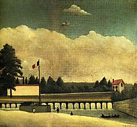 The Dam, rousseau