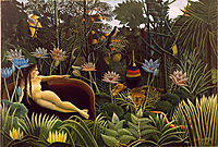 The Dream, rousseau