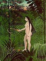 Eve, 1906-7, rousseau