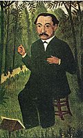 Henri Rousseau as Orchestra Conductor, rousseau