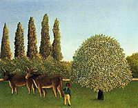 In the Fields , rousseau