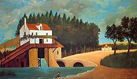 The mill, 1896, rousseau