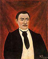 Portrait of Monsieur S, 1898, rousseau