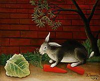 Rabbit, 1908, rousseau