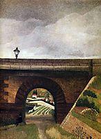 Sevres Bridge, rousseau