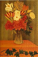 Vase of Flowers , rousseau