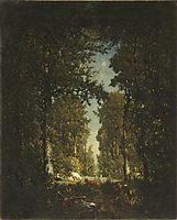 Avenue,ForestIsleAdam, rousseautheodore