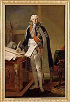Jean Baptiste de Nompère de Champagny, rousseautheodore