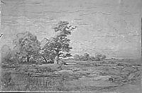 LandscapeSketch, rousseautheodore