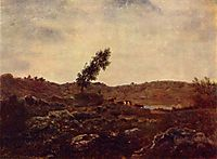 Look at Barbizon, c.1850, rousseautheodore