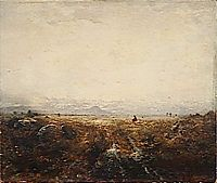 Plain in front of the Pyrenees, rousseautheodore