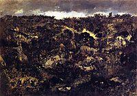 Rocky Landscape , rousseautheodore