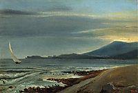 Seascape, 1831, rousseautheodore