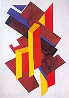 Non-Objective Composition (Suprematism), rozanova