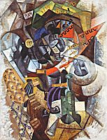 Pub (Auction), 1914, rozanova