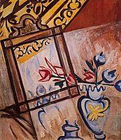 Still Life, 1913, rozanova