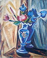 Vase, rozanova