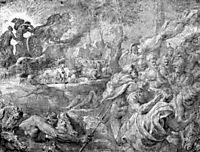 The Abduction of Bulls, rubens