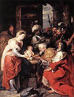 Adoration of the Magi, 1626-29, rubens