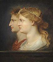 Agrippina and Germanicus, c.1614, rubens