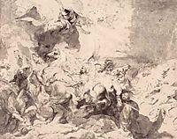 The Damage of Sennaherib, c.1618, rubens