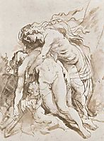 Death of Adonis, c.1612, rubens
