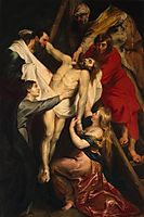 Descent from the Cross, 1617-18, rubens