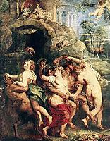 Feast of Venus, 1630, rubens