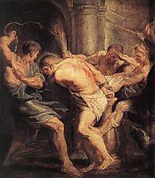 The Flagellation of Christ, 16, rubens