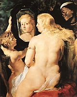 From the mirror, 1615, rubens