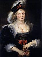 Helen Fourment, 1630-32, rubens