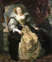 Helena Fourment , c.1631, rubens