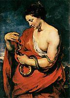 Hygeia, Goddess of Health, c.1615, rubens