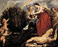 Juno and Argus, 1611, rubens
