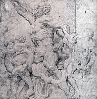 Laocoon and His Sons, 1601, rubens