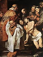 The Last Communion of Saint Francis, 1619, rubens