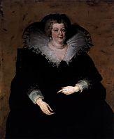 Marie de Medici, Queen of France, 1622, rubens