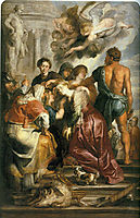 Martyrdom of St. Catherine, rubens
