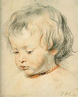 Nicolas Rubens, c.1619, rubens