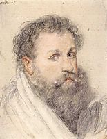 Portrait of a man, c.1602, rubens