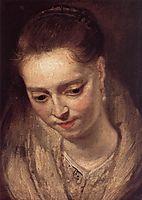 Portrait of a Woman, 16, rubens
