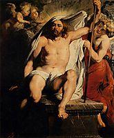 Risen Christ, 1616, rubens