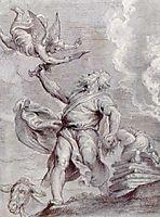 Sacrifice of Abraham , c.1608, rubens