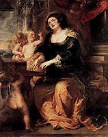 Saint Cecilia, 1639-40, rubens